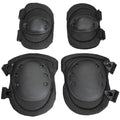 Lancer Tactical Elbow and Knee Pad Set