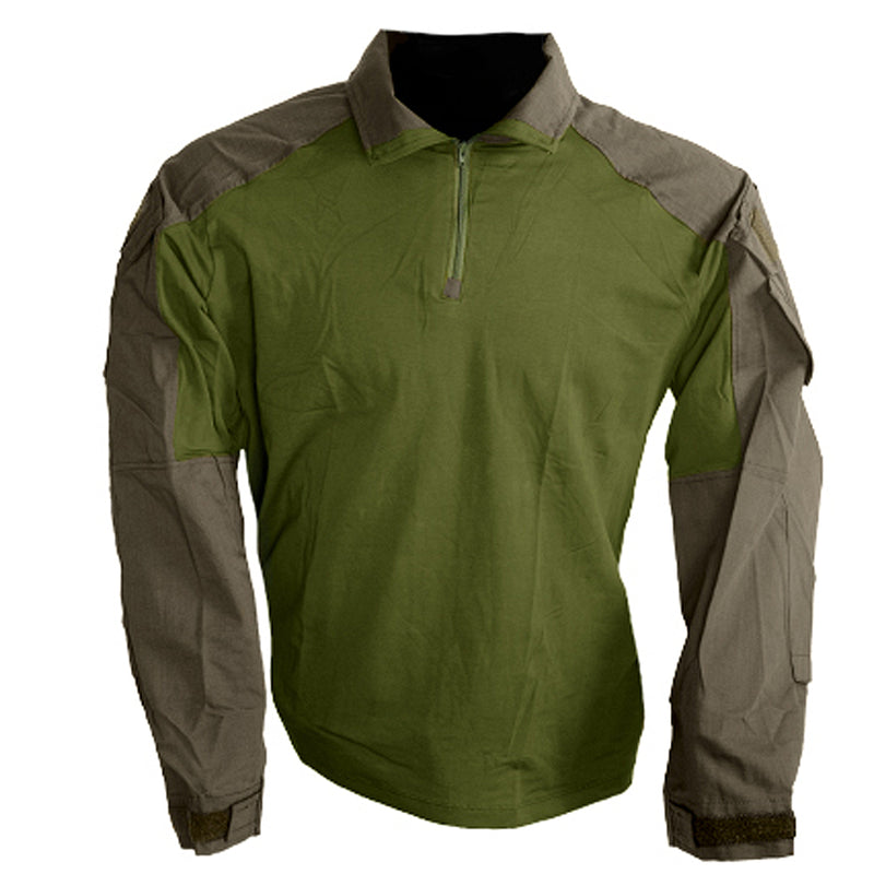 TMC Gen3 Combat Shirt by Lancer Tactical - LG / Ranger Green