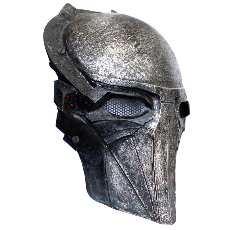 Lancer Tactical Predator Falconer Full Face Airsoft Mesh Mask