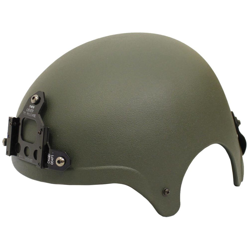 Lancer Tactical Lightweight IBH Helmet with NVG Mount