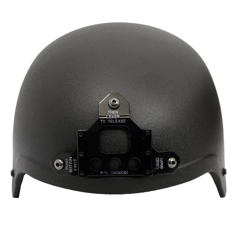 Lancer Tactical Lightweight IBH Tactical Helmet with NVG Mount