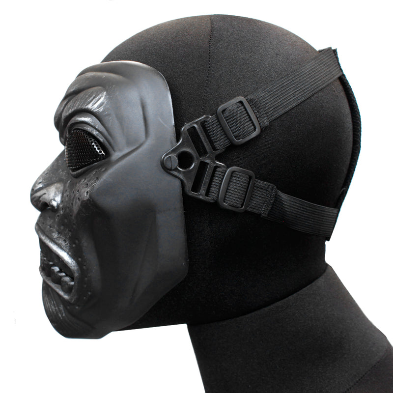Lancer Tactical Immortal Full Face Airsoft Mesh Mask