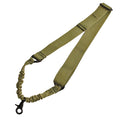Lancer Tactical Adjustable Single Point Bungee Rifle Sling