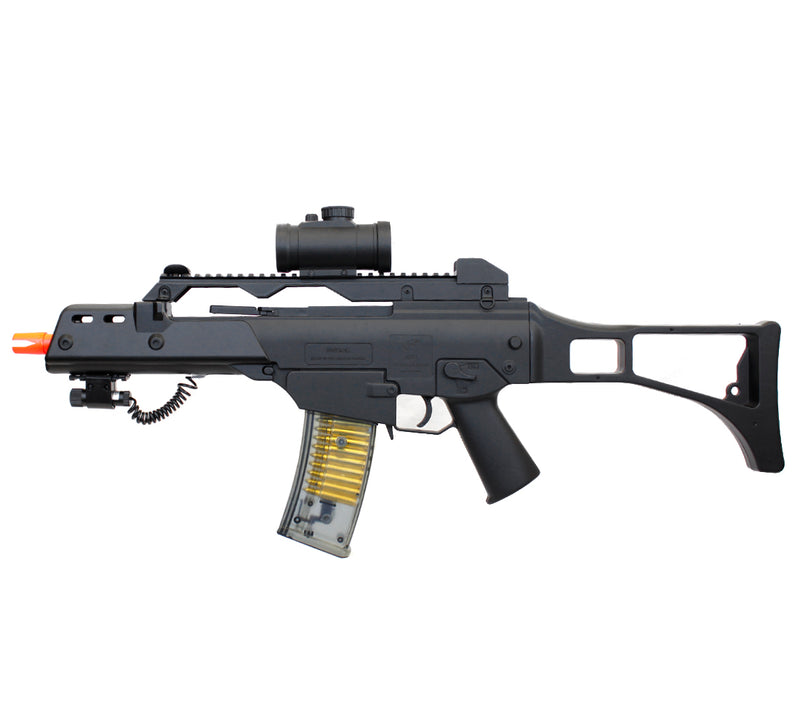 Double Eagle M41GL G36C Assault Rifle Spring Power Airsoft Gun