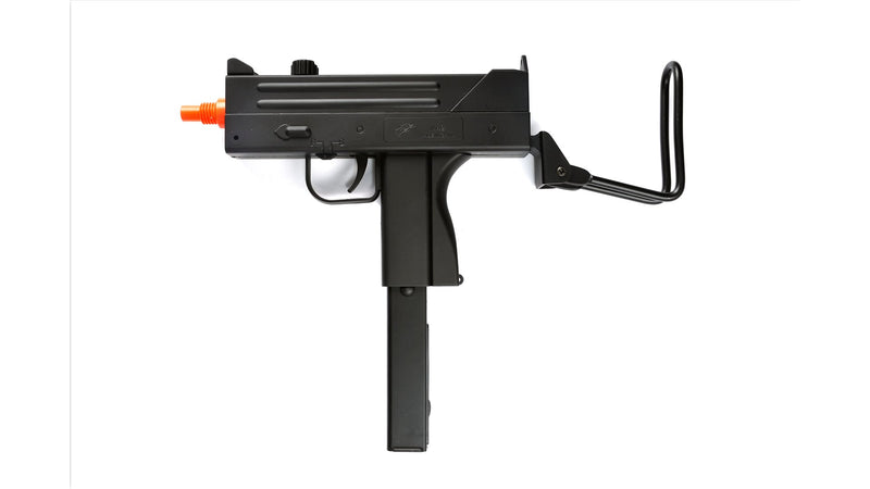 Double Eagle Mac 11 Submachine Gun Spring Powered Plastic Airsoft Gun