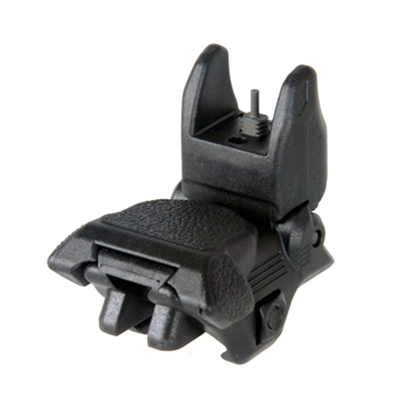 ICS CXP Flip-Up Front Sight for Airsoft Guns - Black