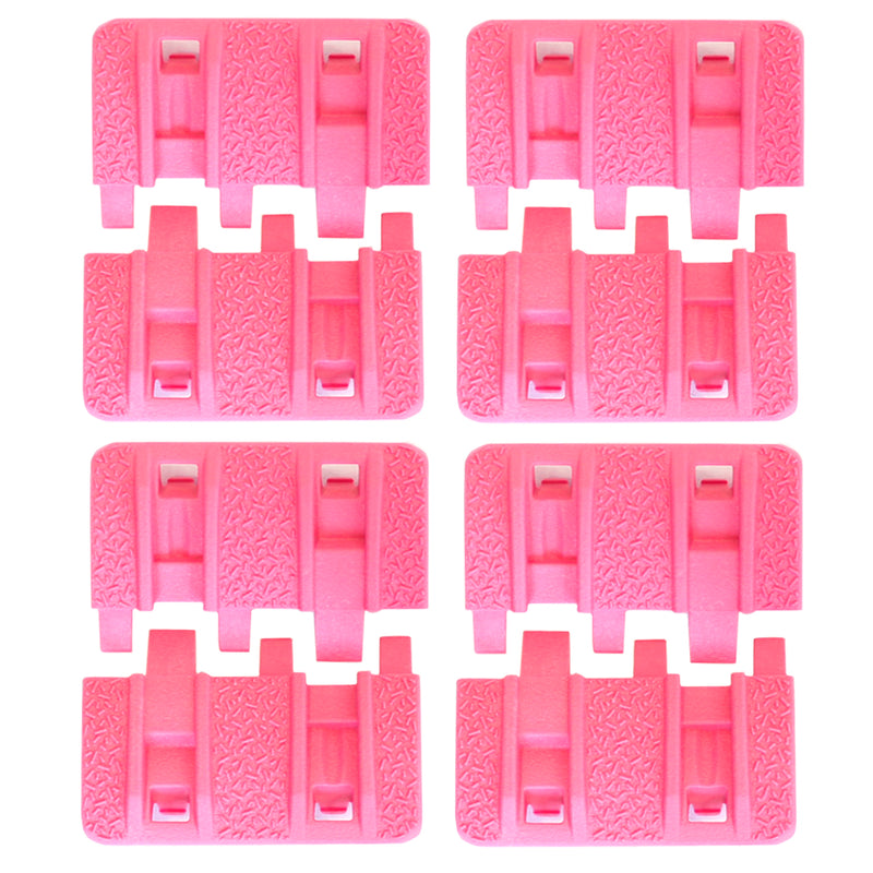 Magpul USA XTM Enhanced Modular Tactical Rail Panel Set - Pink
