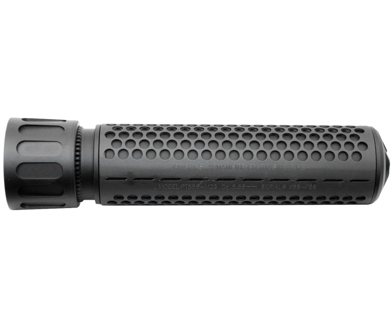 Knight's Armament QDC Airsoft Barrel Extension 14mm CCW by Madbull