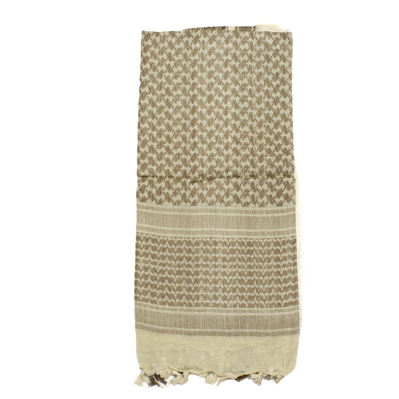 Lancer Tactical Woven Shemagh Desert Scarf Head Wrap