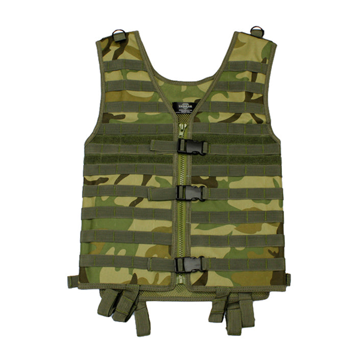 ANM Tactical Airsoft MOLLE Tactical Vest