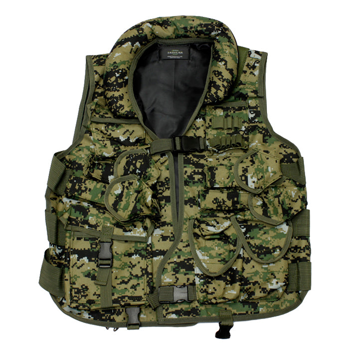 ANM Tactical Airsoft Flak Jacket Soft Collar Vest