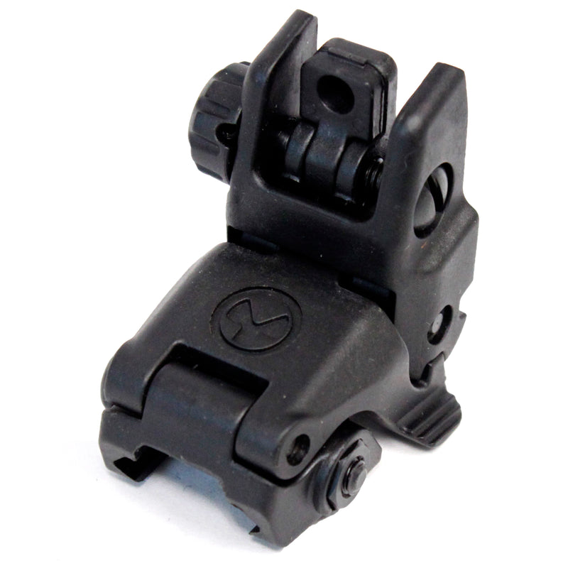 Magpul PTS MBUS Flip Up Rear Sight Black