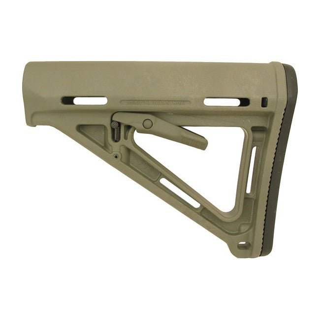 Magpul PTS M4 LE Retractable MOE Stock for Airsoft Guns Dark Earth
