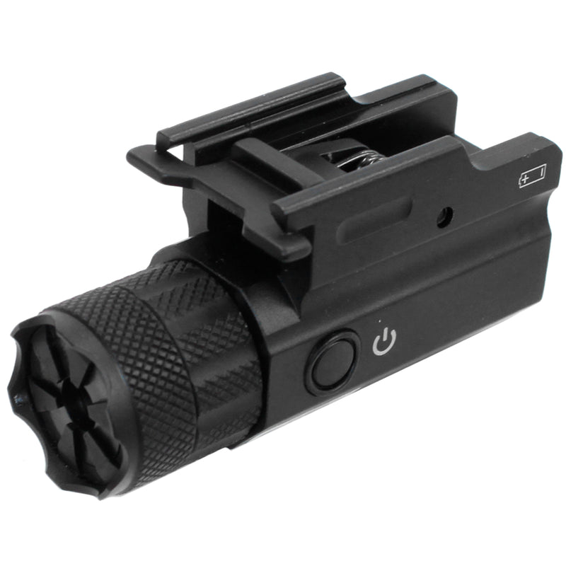 NcSTAR Compact Blue Laser Sight with Quick Release Rail Mount