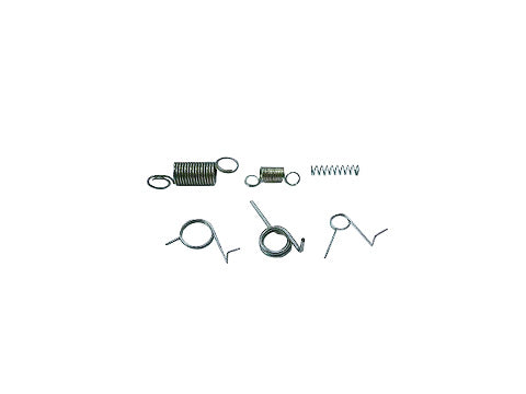TSD Version II Gearbox Spring Set for SRC M4 Airsoft Guns