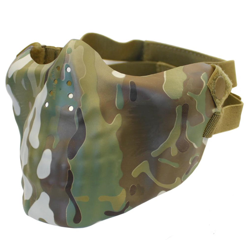 Lancer Tactical Airsoft Nylon Lower Face Mask by TMC