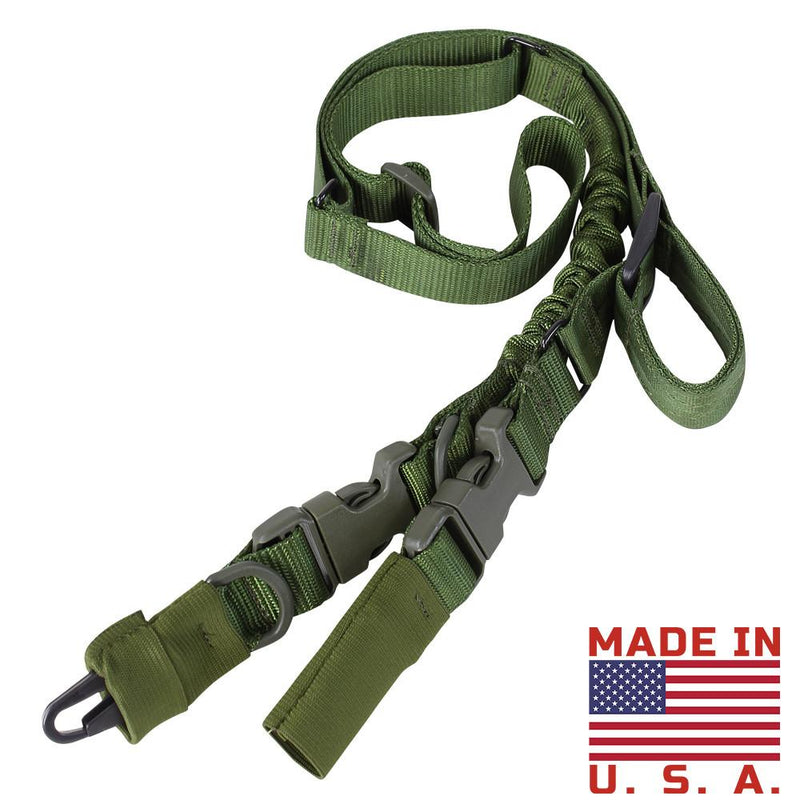 Condor STRYKE Two Point Tactical Rifle Bungee Sling