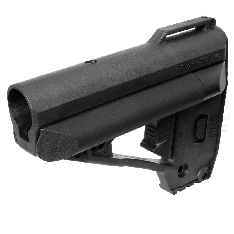 VFC Quick Response Stock for M4 / M16 Airsoft Guns - Black