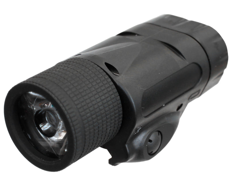 VFC V3X 190 Lumen Tactical Illuminator Combat Flashlight - Black