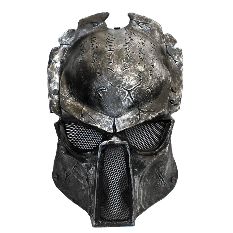 Lancer Tactical Predator Wolf 6.0 Full Face Airsoft Mesh Mask