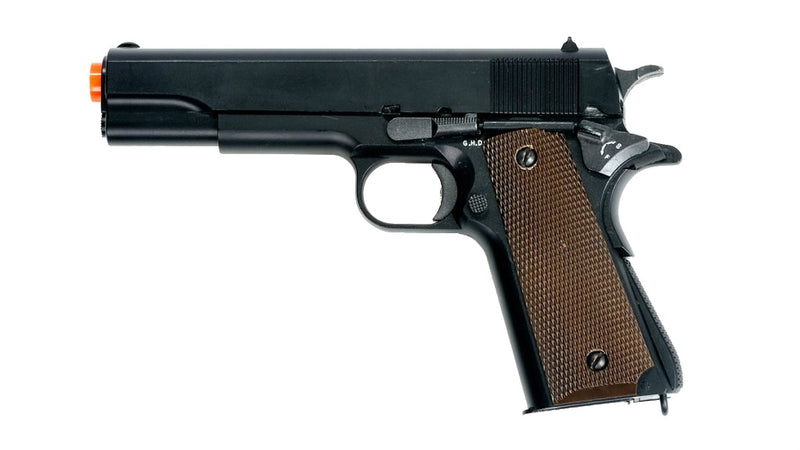Plastic M1911 A1 Pistol Spring Power Airsoft Gun Government Model