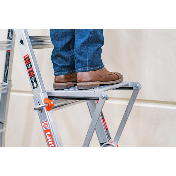 LITTLE GIANT WORK PLATFORM