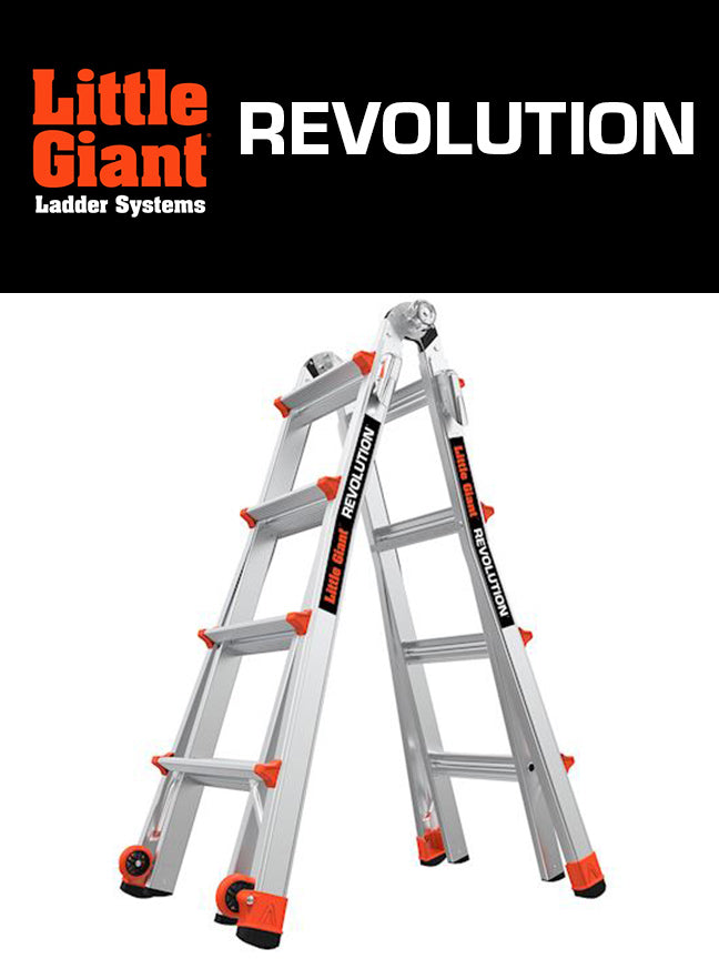 LITTLE GIANT REVOLUTION