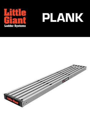 LITTLE GIANT FIXED PLANK