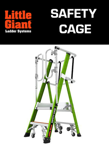 LITTLE GIANT CAGE-SAFETY
