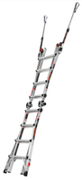 LITTLE GIANT EPIC  (Safety Rails and Ratchet Levelers Included!)