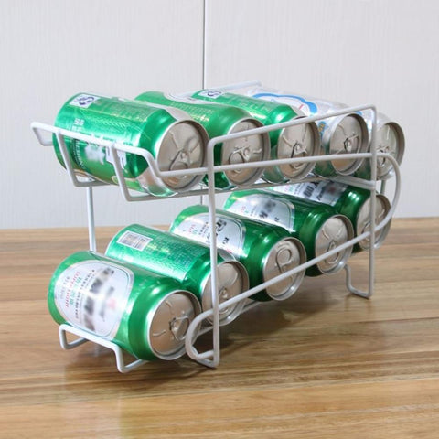 Double Layer Can Rack Cola Holder