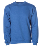 ADULT UNISEX MIDWIEGHT CREW SWEATSHIRT <BR/>MORE COLORS AVAILABLE