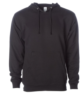 ADULT UNISEX PULLOVER HOODED SWEATSHIRT<BR/>MORE COLORS AVAILABLE