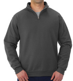 MENS 1/4 ZIP FLEECE <BR/>MORE COLORS AVAILABLE