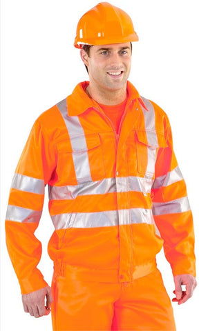 Rail Spec Jacket # RSJ