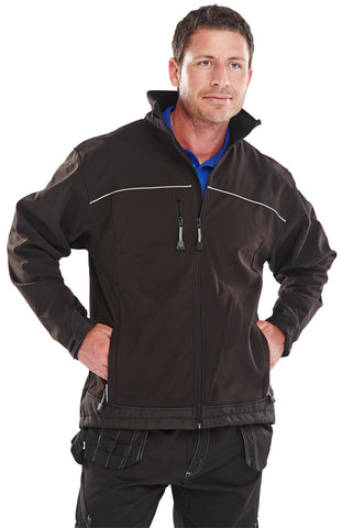 Soft Shell Jacket  # SSJ