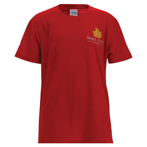 Maple Court PE T-shirt #MCPETSHIRT