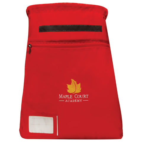 Maple Court Gym Bag #MCGBAG
