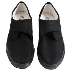 BLACK PLIMSOLE PUMPS #PUMPS
