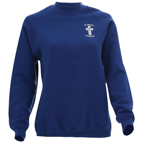 St Pauls Primary Sweatshirt #SPSWEAT