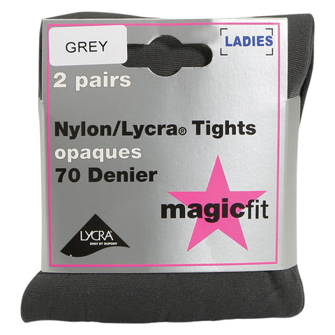 Discovery Academy Girls Opaque Tights #DTIGHTS