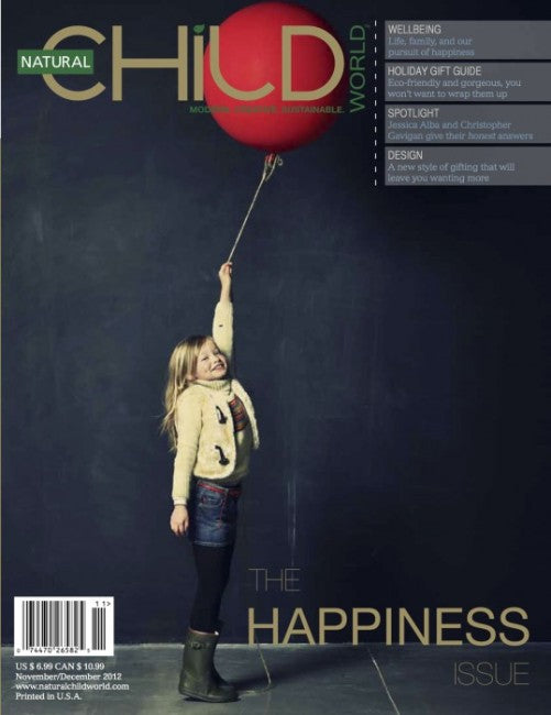 PRESS FEATURE // NATURAL CHILD WORLD // WINTER 2012