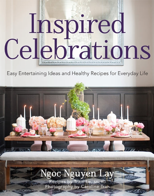 PRESS FEATURE // INSPIRED CELEBRATIONS
