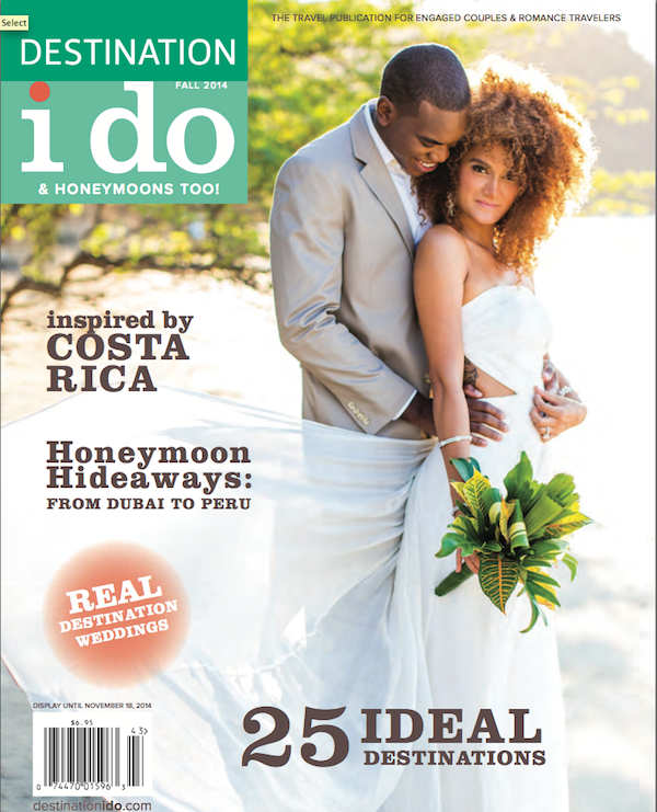 PRESS FEATURE // DESTINATION I DO // SUMMER 2014