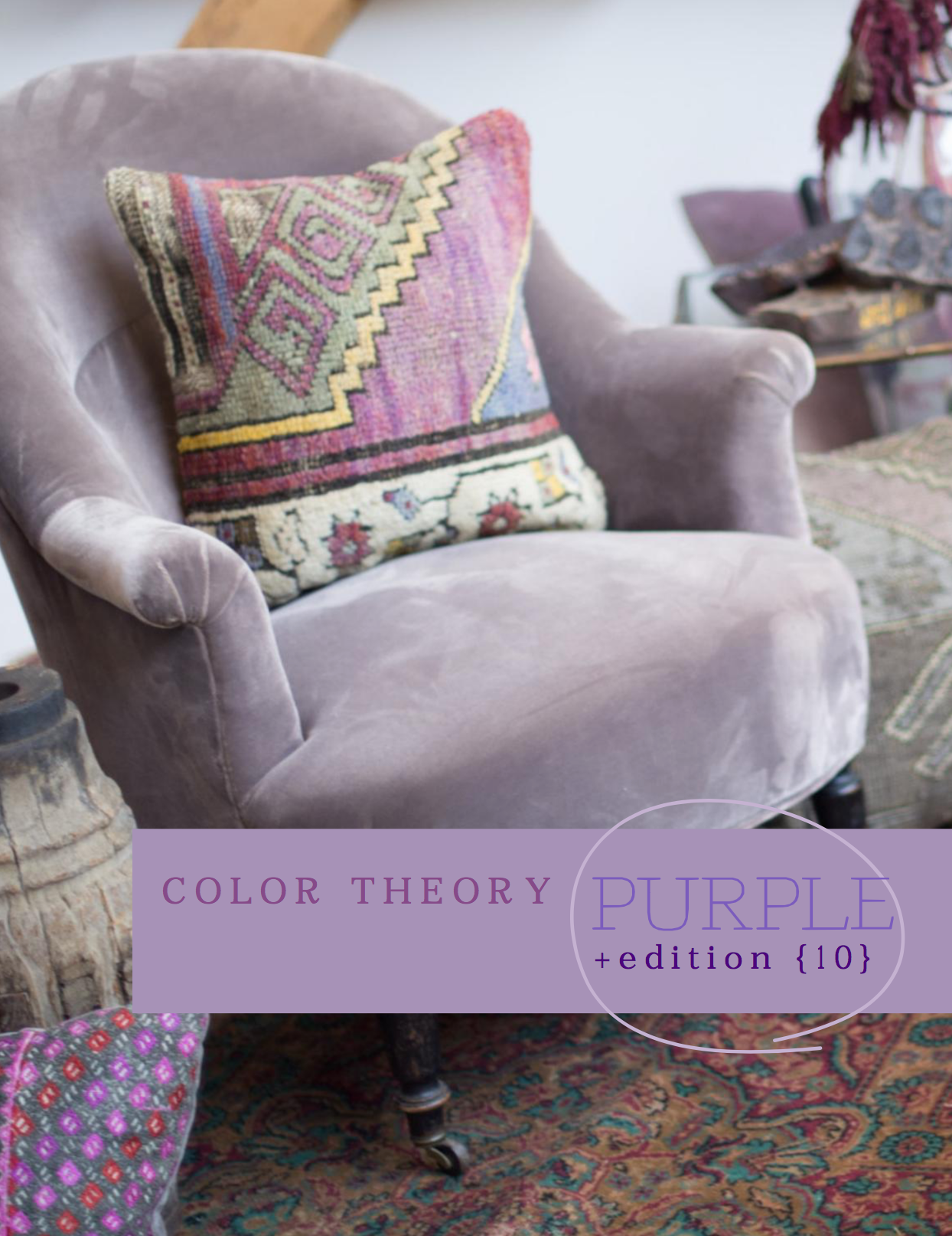 COLOR THEORY // PURPLE
