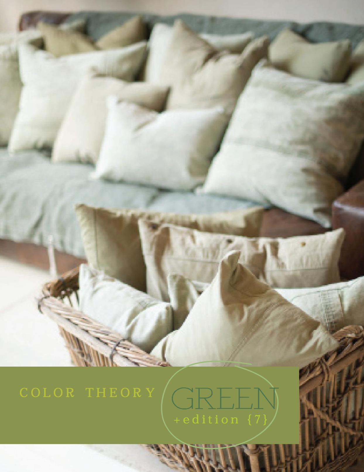 COLOR THEORY // GREEN