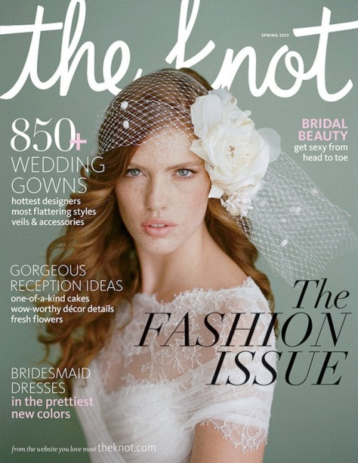 PRESS FEATURE // THE KNOT // THE FASHION ISSUE // SPRING 2013