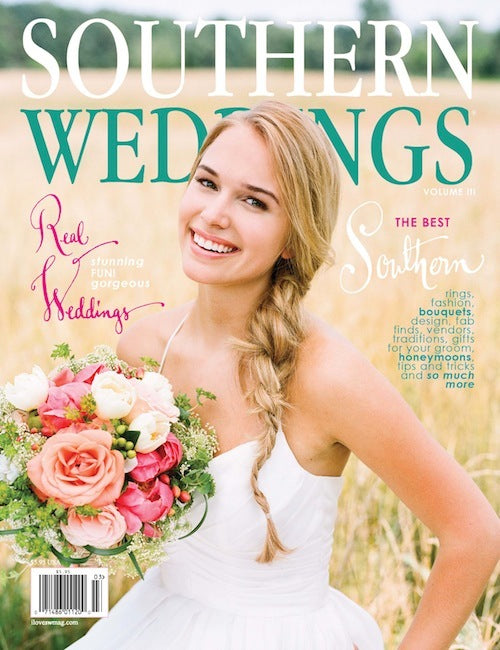 PRESS FEATURE // SOUTHERN WEDDINGS // VOLUME III