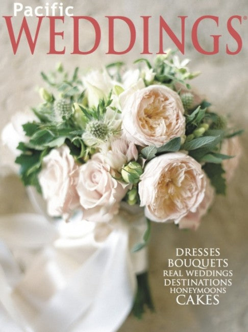 PRESS FEATURE // PACIFIC WEDDINGS // WINTER-SPRING 2013