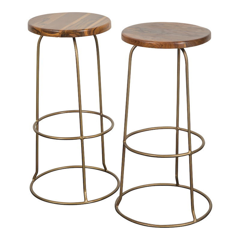 Clover Bar Stool